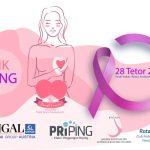 """Priping organizon turneun """"PINK PONG Breast Cancer Awareness"""""""