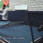 Intervista: 1Kafe prej Shpisë – Sfida e javës – Sporti i pingpongut