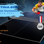 "Priping organizon ""Prishtina 2021 Table Tennis Tournament"""