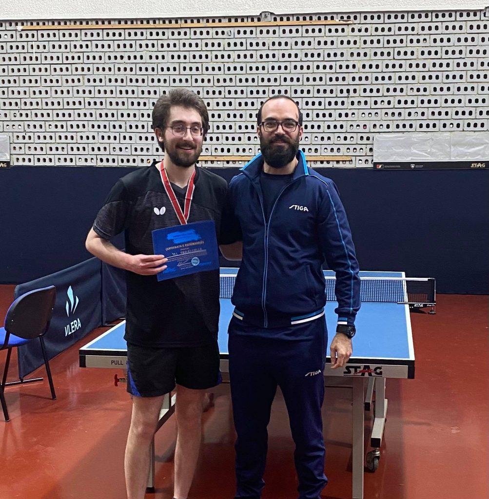 """Yll Dragidella fitues i """"Prishtina 2021 Table Tennis Tournament"""""""