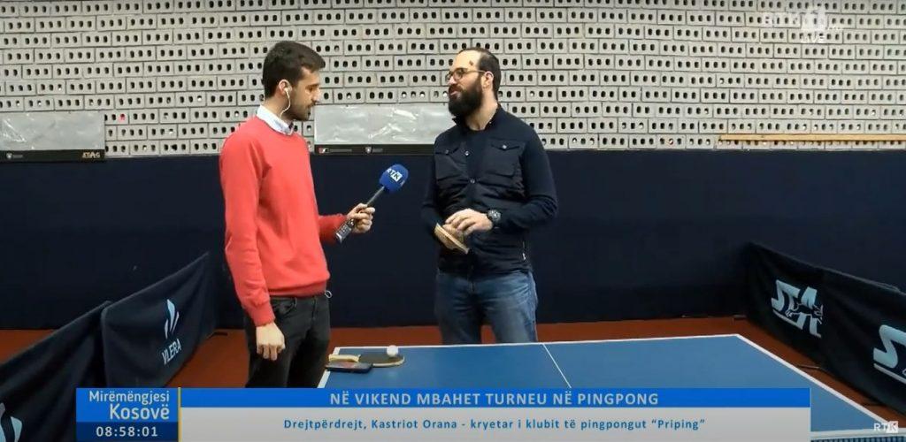 Intervista në RTK – Mirëmëngjesi Kosovë Drejtpërdrejt